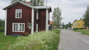 Vägen genom byn