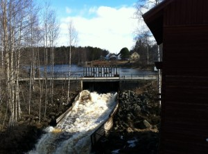Åmans sjösystem