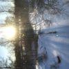 Äntligen minusgrader och snö
